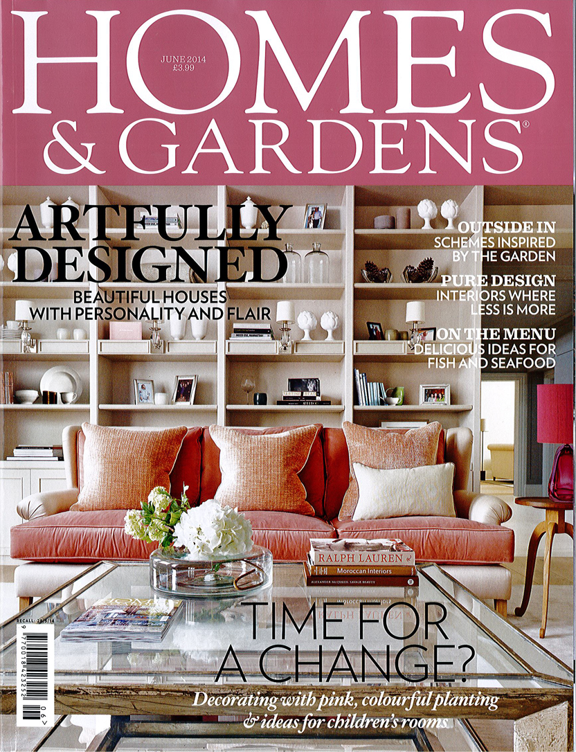 Homes Gardens Magazine June 39 14 Issue The