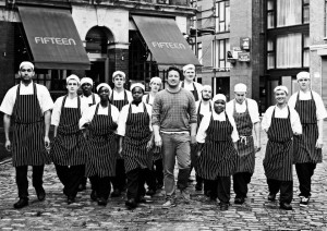 Jamie Oliver Fifteen Apprenticeship